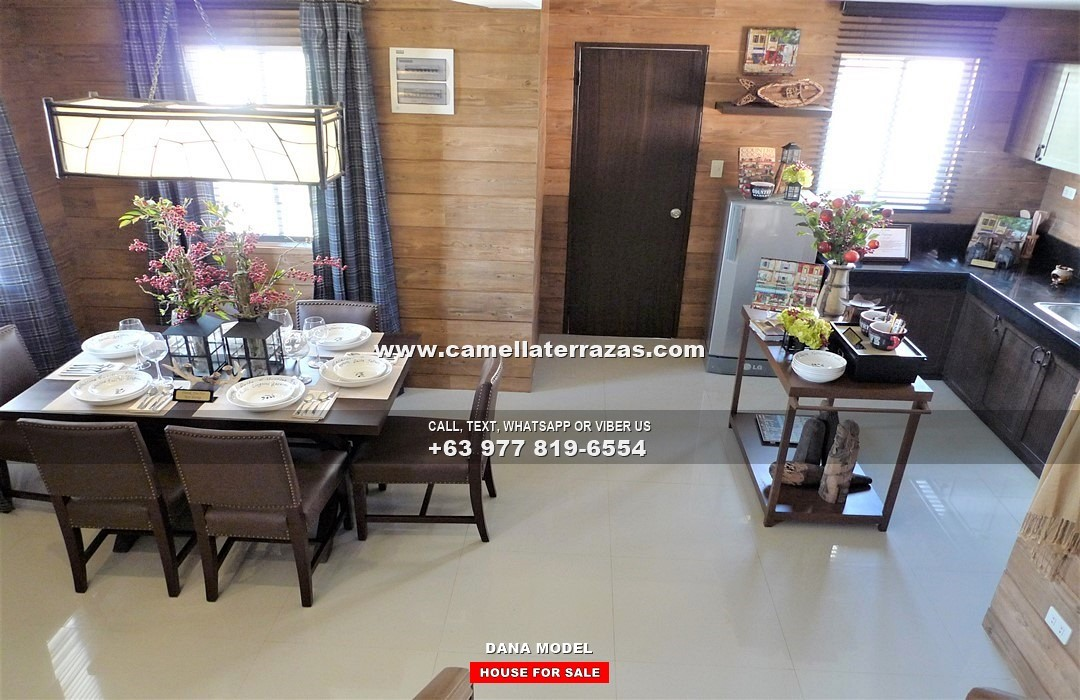 Dana House for Sale in Silang, Cavite