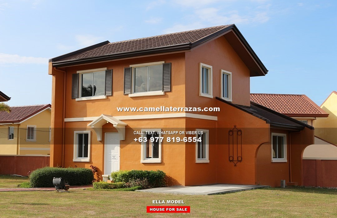 Ella House for Sale in Silang, Cavite