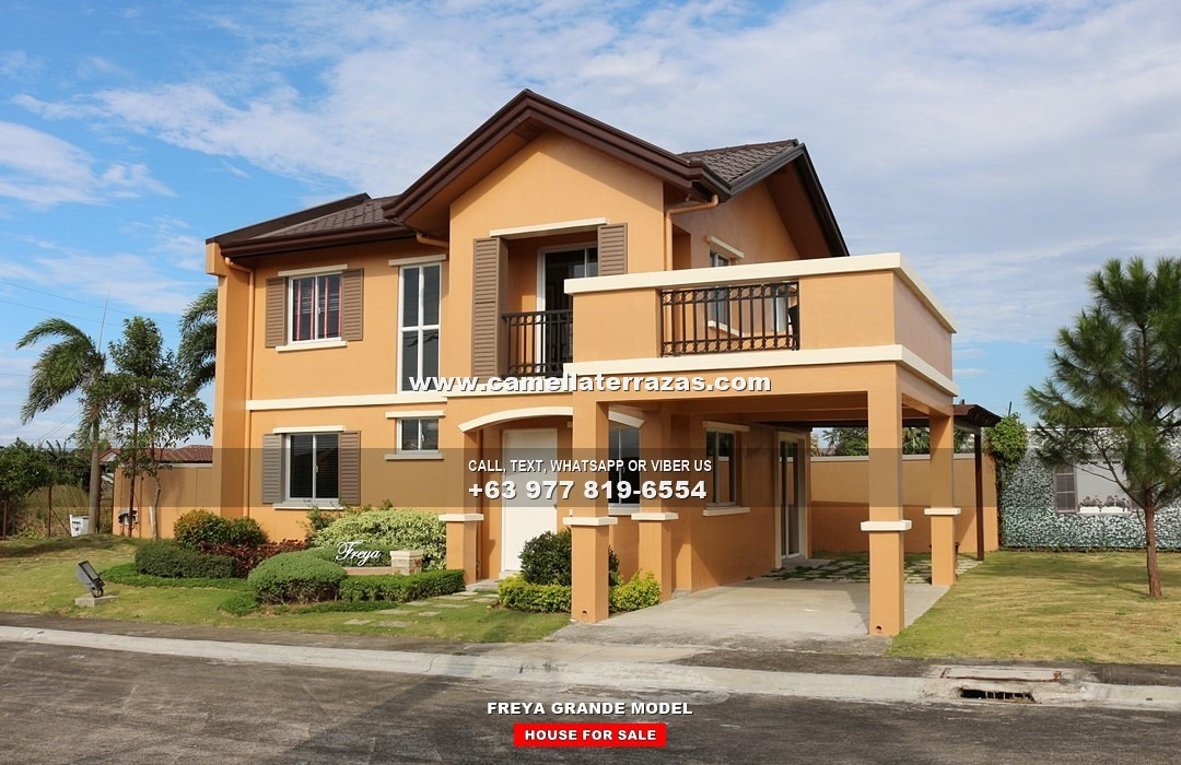 Freya House for Sale in Silang, Cavite