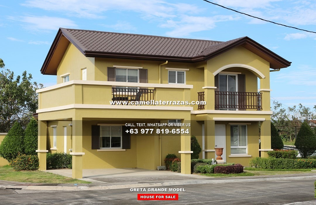 Greta House for Sale in Silang, Cavite