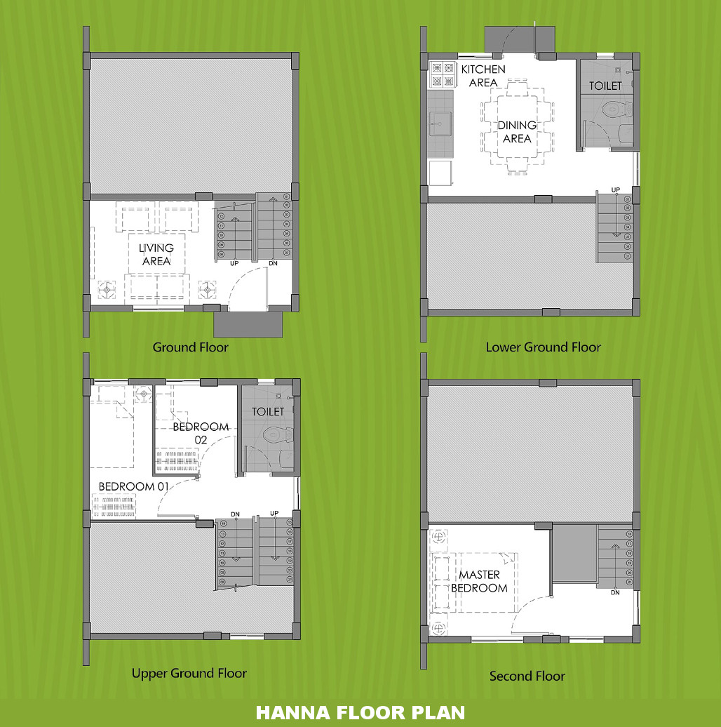 Hanna  House for Sale in Silang, Cavite