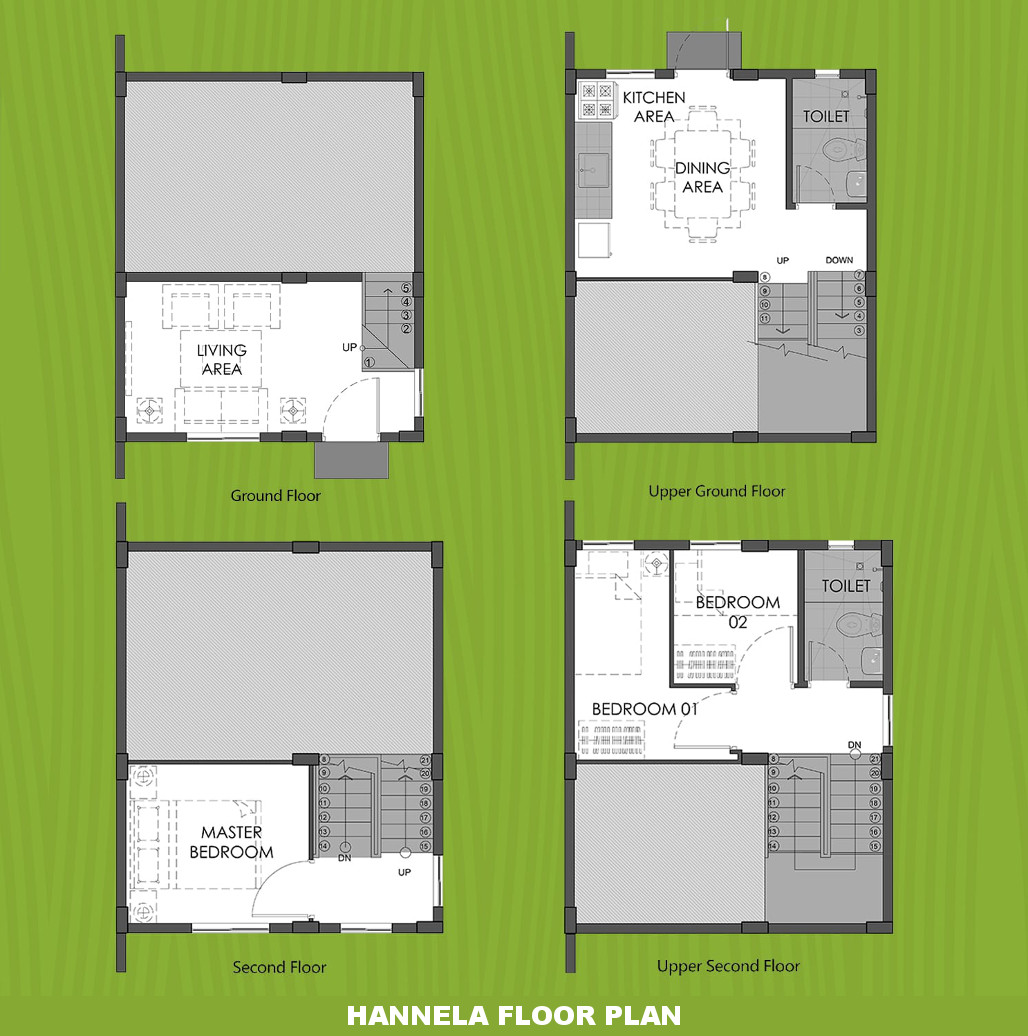 Hannela  House for Sale in Silang, Cavite