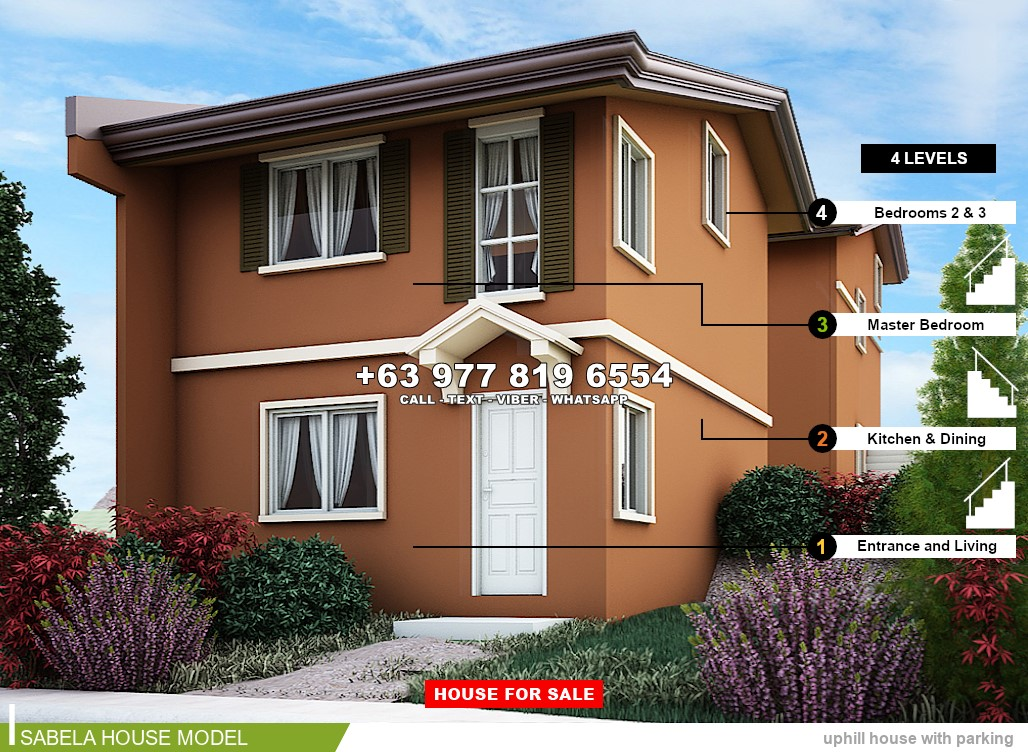 Isabela House for Sale in Silang, Cavite