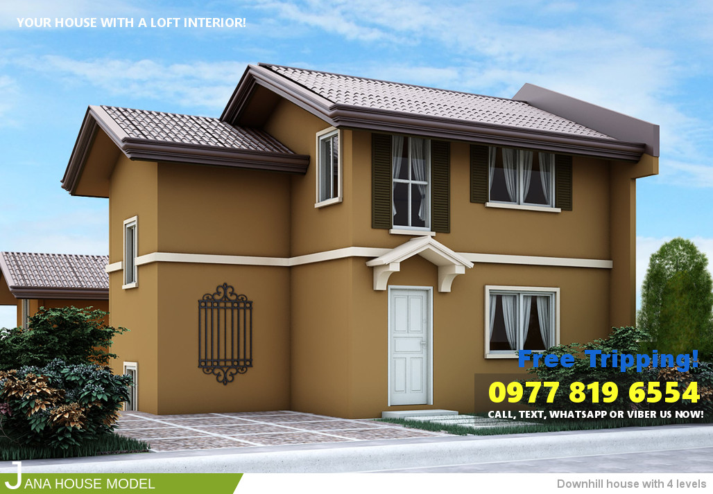 Janna House for Sale in Silang, Cavite