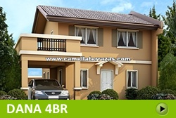 Dana - House for Sale in Silang, Cavite