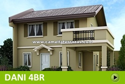 Dani House and Lot for Sale in Silang, Cavite Philippines