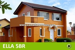 Ella House and Lot for Sale in Silang, Cavite Philippines