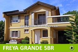 Freya House and Lot for Sale in Silang, Cavite Philippines