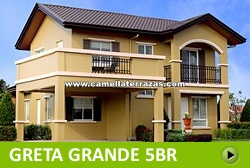 Greta House and Lot for Sale in Silang, Cavite Philippines