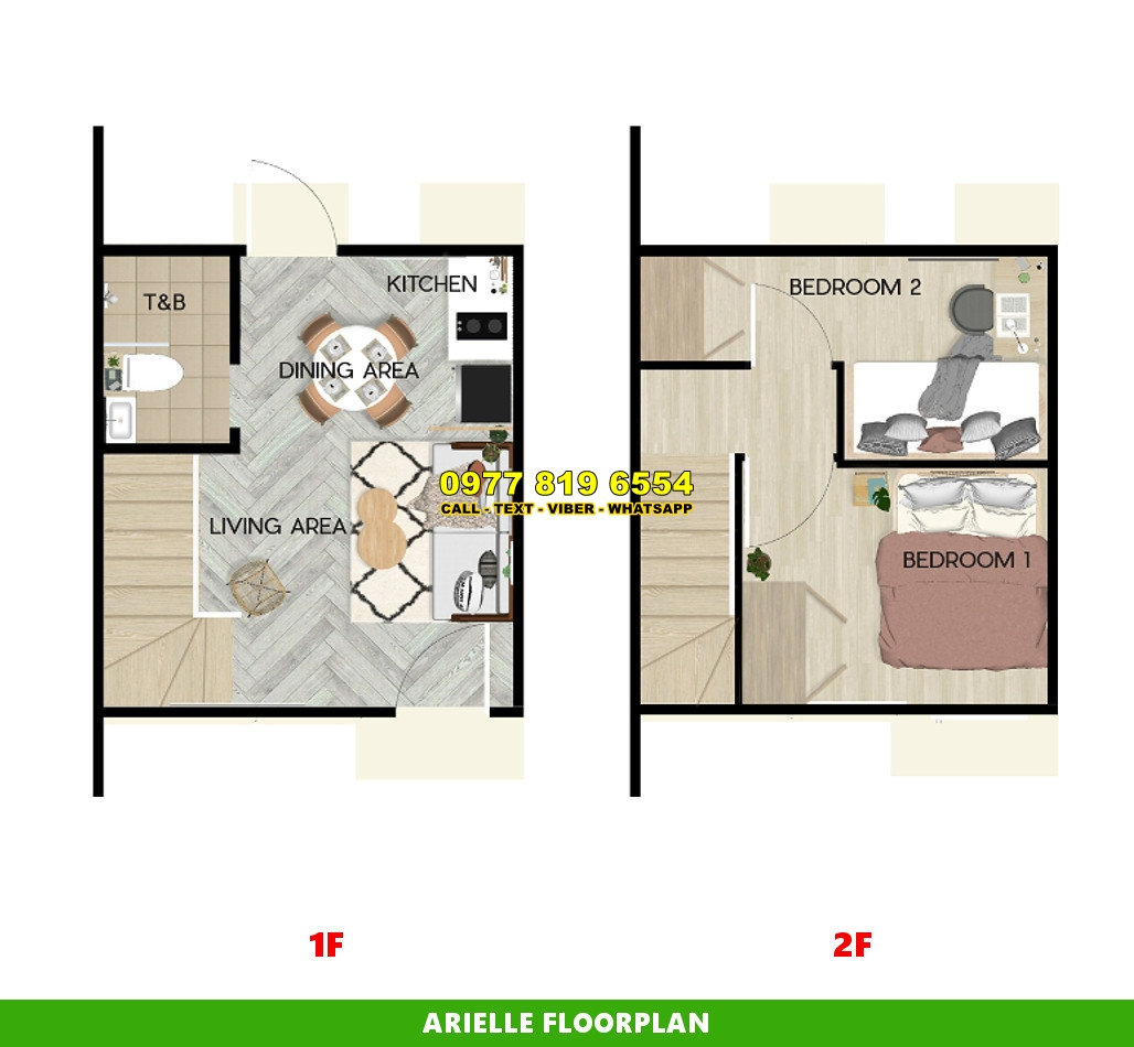 Arielle  House for Sale in Silang, Cavite