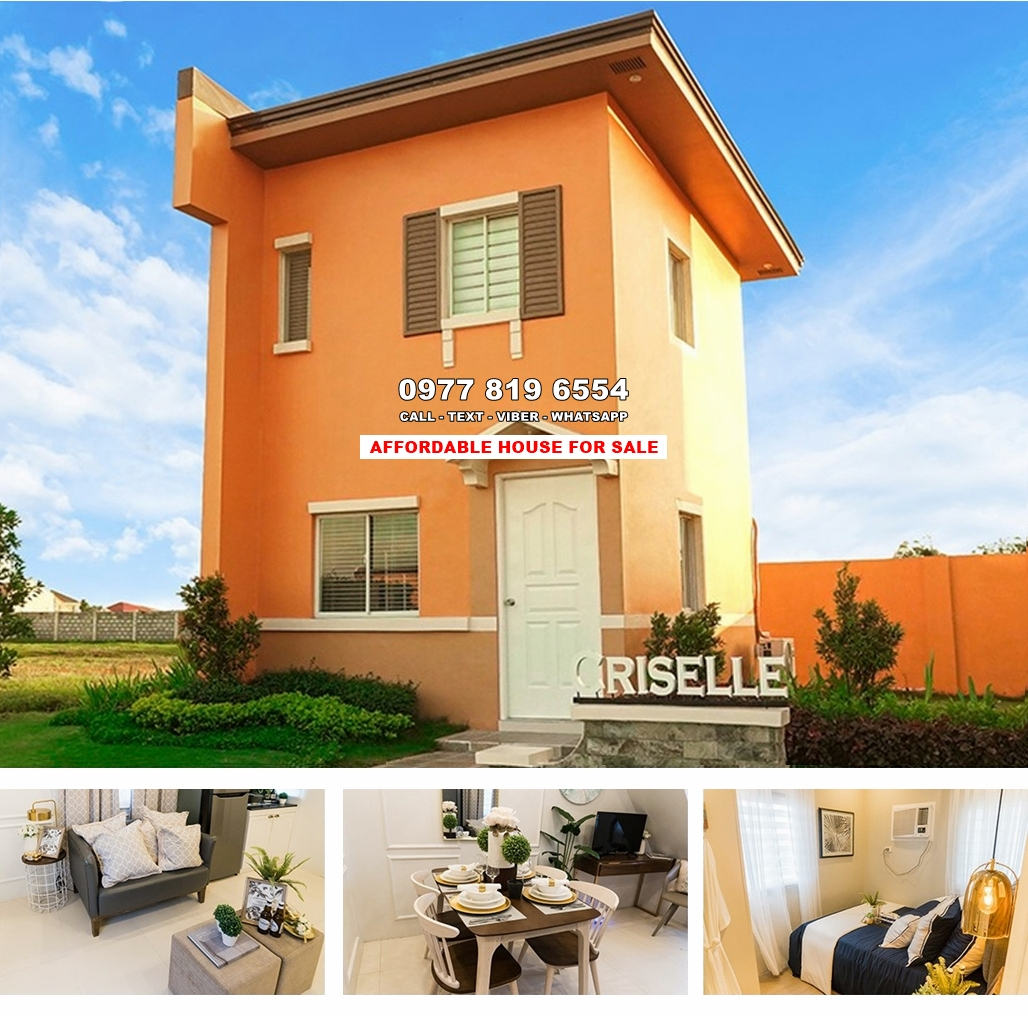 Criselle House for Sale in Silang, Cavite
