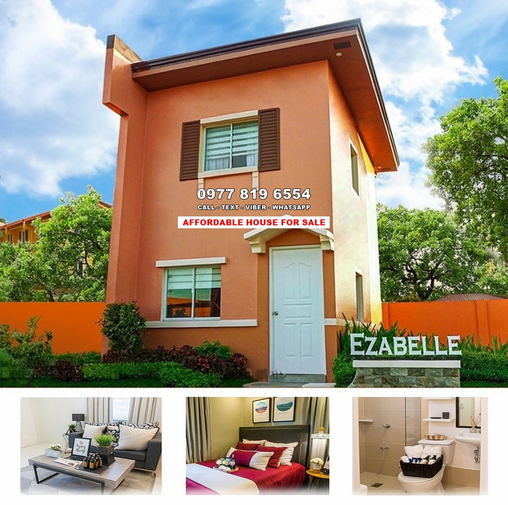 Ezabelle House for Sale in Silang, Cavite