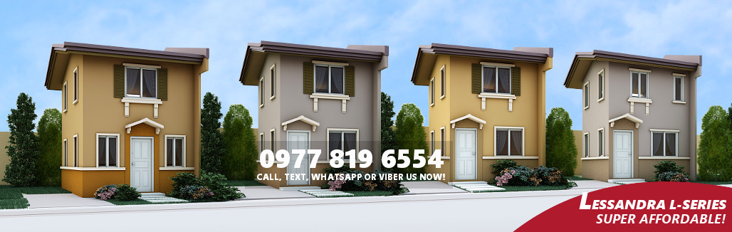 Lesandra L-Series Enclave - House for Sale in Silang, Cavite