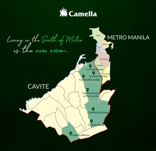 News regarding Camella Terrazas.